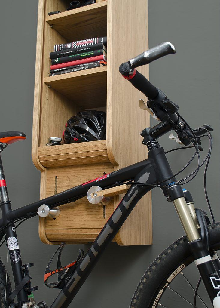 Cyklonosič Shiro wood, pro horské kolo