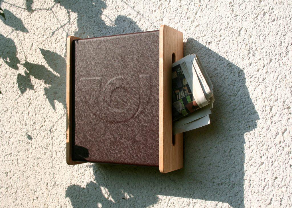 poštovní schránky SHIRO WOOD