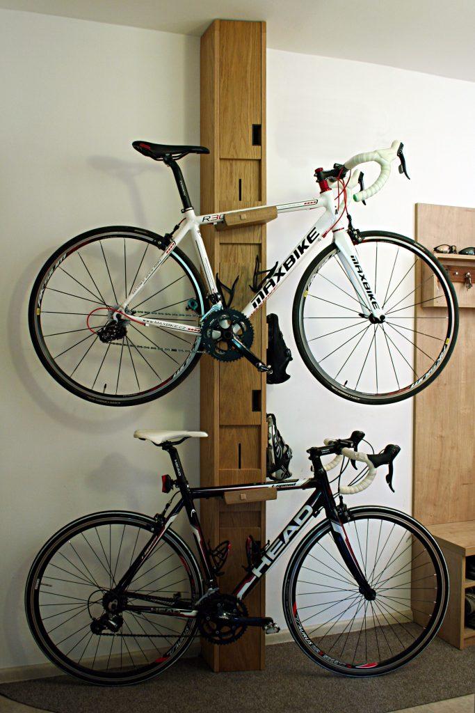 Cyklonosič SHIRO WOOD - TWIN
